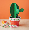 "7/8"" Cactus on Blue - Jessica Jones additional picture 2"