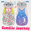 Sewing Project Kit-Baby Camille Day/night Cat Velvet additional picture 1