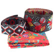 Vintage coin Pouch Ribbon Kit Sew4Home Flower additional picture 2