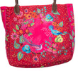 Sewing Project Kit-Enchanted velvet Pink Bag additional picture 3