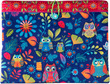 Sewing Project Kit-Owls Tablet case- Velvet additional picture 6