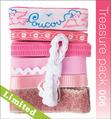 Ribbon Treasure Pack - Baby Pink