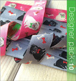 Designer Pack - Pug Ribbon