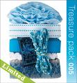 Ribbon Treasure Pack - Baby Blue