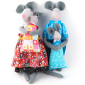 Sewing Project Kit-2 Kids & baby mice