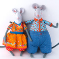 Sewing Project Kit-2 Parents Garden Mice