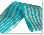 """1-1/2""""-Turquoise/Aqua Waves"""