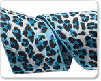 "1-1/2"" Blue/Navy Ombre Leopard - Anna Maria Horner"