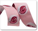 """7/8"""" Pink Shells - Tula Pink"""