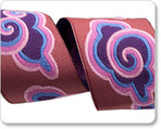 "1 1/2"" Purple Clouds - Kaffe Fassett"