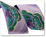 "1-1/2"" Lavender/Turquoise Moths - Anna Maria Horner"