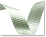 "5/8""-Green Pastel Reversible Satin Stripe"
