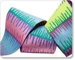 "1-1/2"" Pastel Kilim Stripes - Kaffe Fassett"