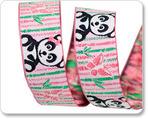 """7/8"""" Panda & Bamboo"""