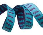 "3/8"" Reversible Turquoise & Purple Arrows 3/8"" - Sue Spargo"