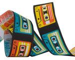 "7/8"" - Vintage Cassette Tapes 7/8"" by Raphael Kerley"