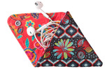 Vintage coin Pouch Ribbon Kit Sew4Home Flower