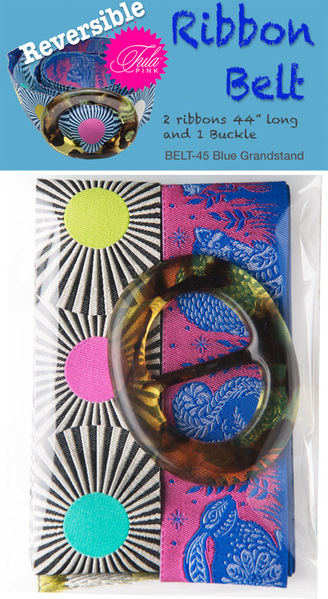 Ribbon Belt Kit- Blue picture