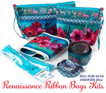 Kit RR bag-Anemone on Blue picture