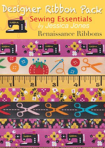 Sewing Essentials-Jessica Jones-Designer Pack picture
