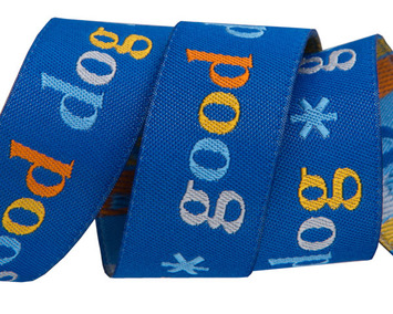 """7/8"""" - Good Dog on Blue 7/8"""" by Jessica Jones picture"""