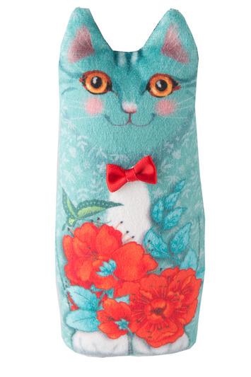 Sewing Project Kit-Baby Plume-Kitten  Velvet picture