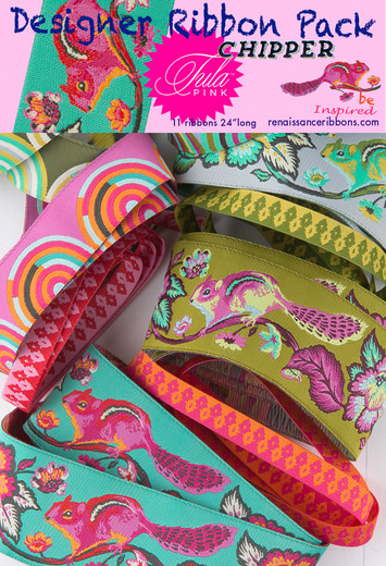 Designer Pack -Tula Pink- Chipper picture