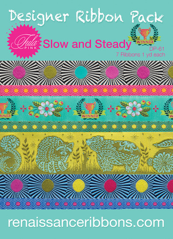 Tula Pink-Slow and Steady-Designer Pack picture