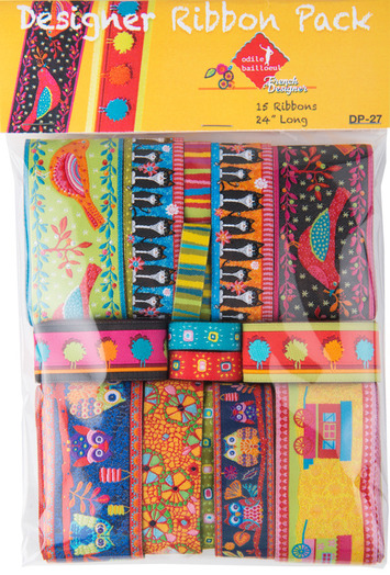 DP-27 Designer Ribbons Odile B Gypsy picture