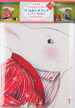 Red Coat -Alice White Rabbit Velvet Sewing Project Kit additional picture 2