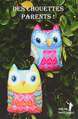 Sewing Project Kit-Owls Parents - cotton fabric