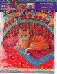 Sewing Project Kit-Ginger Cat-Tablet case- Velvet additional picture 1