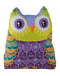 Sewing Project Kit-Owls Parents - cotton fabric additional picture 3
