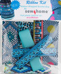 Ribbon Kit Sew4Home Blue Bucket bag additional picture 3