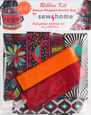 Ribbon Kit Sew4Home Red Bucket bag additional picture 3