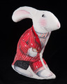 Red Coat -Alice White Rabbit Velvet Sewing Project Kit