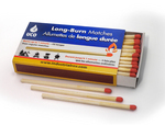 Long-Burn Matches