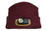 NightCap Knit w/Headlamp