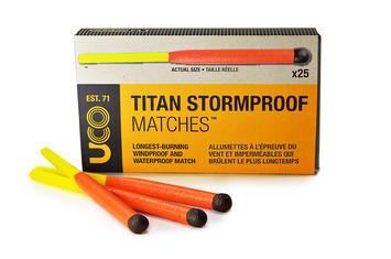 Titan Stormproof Match™ picture