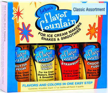 Flavor Fountain, Classic 4-pack picture