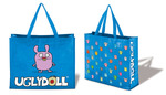 Ugly Shopping Bag Dark Blue Series 2