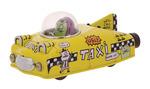 Tin Racer Jeero Taxi