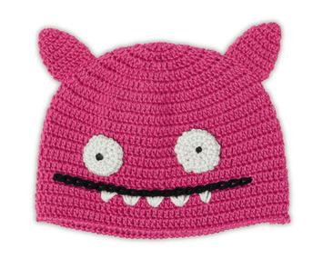 Ice-Bat Pink Hat figura