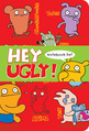 Hey Ugly! Notebook set 4 pz