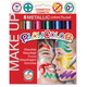 Metallic Make Up Pocket 5g (Pack of 6 - Assorted Colours)