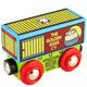 Golden Egg Company Wagon