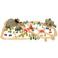 Mountain Railway Set / 112 Pieces