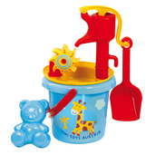 Bucket and Pump Set
