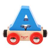 Rail Name Letter A (Blue)