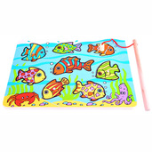 Tropical Magnetic Fishing Game